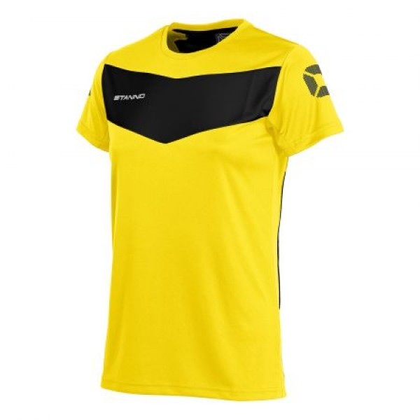 OUTLET Fiero treenipaita keltainen